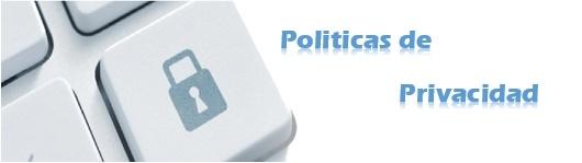 Politicas de privacidad